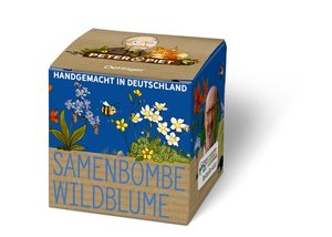 Peter & Piet. Samenbombe Wildblume