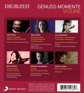 DIE ZEIT: Genuss-Momente Violine