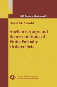 Abelian Groups and Representations of Finite Partially Ordered S