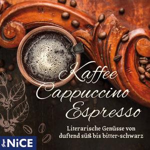 Kaffee, Cappuccino, Espresso