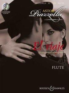 El viaje. Flöte und Klavier. Ausgabe mit CD