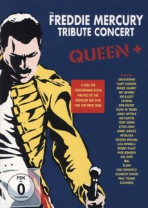 The Freddie Mercury Tribute Concert-Queen/+