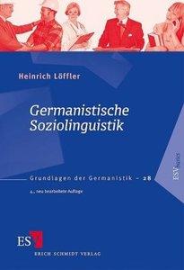Germanistische Soziolinguistik