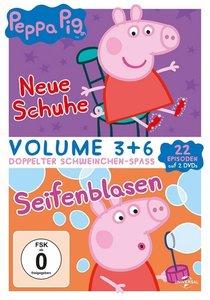 Peppa Pig-Neue Schuhe & Seifenblasen