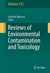 Reviews of Environmental Contamination and Toxicology Volume 212