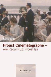 Proust Cinématographe