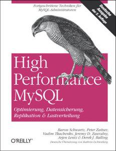 High Performance MySQL / Optimierung, Backups, Replikation und L