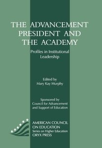 Advancement President and the Academy