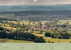 Schöne Aussichten in die Fränkische Schweiz (Wandkalender 2020 D