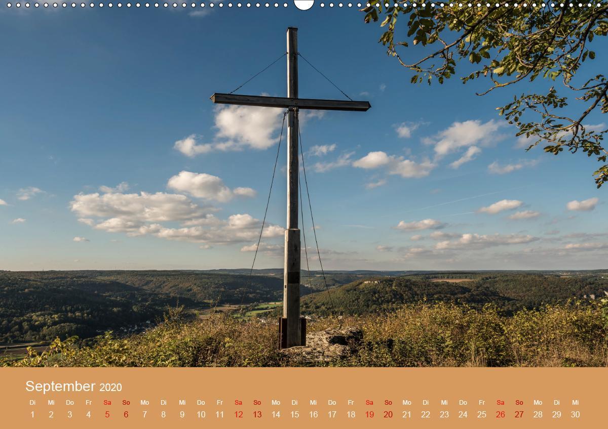 Schöne Aussichten in die Fränkische Schweiz (Wandkalender 2020 D - zum Schließen ins Bild klicken