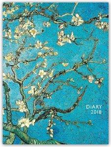 Van Gogh: Almond Blossom - Mandelblüte 2018