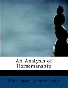 An Analysis of Horsemanship