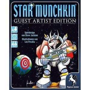 Pegasus 17232G - Star Munchkin Guest Artist Edition, Peralta-Ver