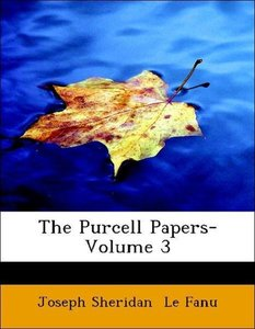 The Purcell Papers- Volume 3