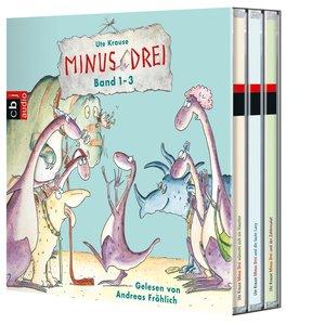 Minus Drei Box (Band 1-3)