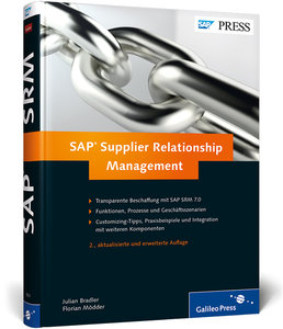 SAP Supplier Relationship Management