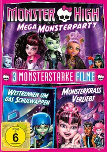 Monster High-Mega Monsterparty/2...