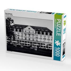 Das Kurhaus 1000 Teile Puzzle quer