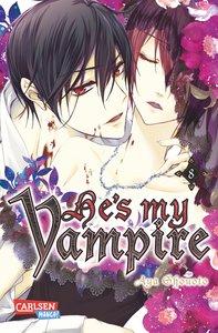He's my Vampire, Band 8