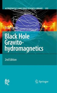 Black Hole Gravitohydromagnetics