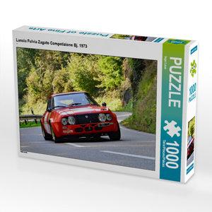 CALVENDO Puzzle Lancia Fulvia Zagato Competizione Bj. 1973 1000