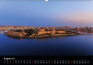 Maltesische Ansichten (Wandkalender 2019 DIN A2 quer)