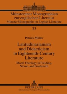Latitudinarianism and Didacticism in Eighteenth-Century Literatu