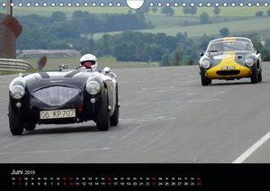 Sachsenring Classic (Wandkalender 2019 DIN A4 quer)