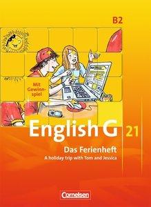 English G 21 - Ausgabe B 02: 6. Schuljahr. Das Ferienheft. Arbei