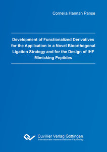 Development of Functionalized Derivatives for the Application in