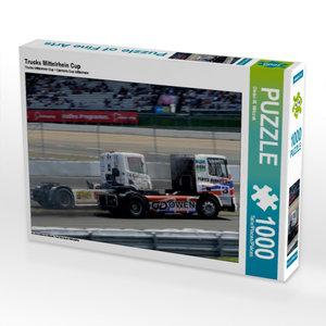 Trucks Mittelrhein Cup 1000 Teile Puzzle quer