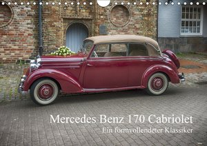 Mercedes Benz 170 Cabriolet