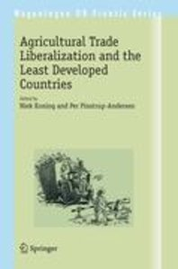 Agricultural Trade Liberalization and the Least Developed Countr