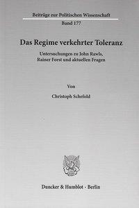 Das Regime verkehrter Toleranz