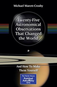 Twenty-Five Astronomical Observations That Changed the World