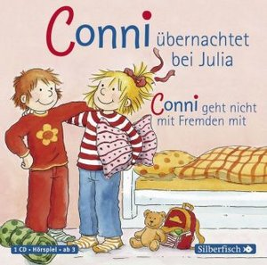 Meine Freundin Conni. Conni übernachtet bei Julia / Conni geht n