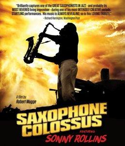 Saxophone Colossus (BluRay)