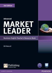 Market Leader Advanced Teacher's Resource Book (with Test Master