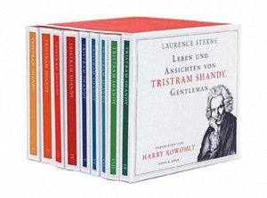 Leben und Ansichten von Tristram Shandy, Gentleman. 22 CDs