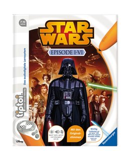 tiptoi® - Star Wars Episode I-VI