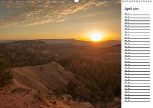 Faszination Bryce Canyon (Wandkalender 2019 DIN A2 quer)