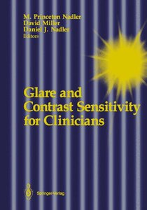 Glare and Contrast Sensitivity for Clinicians
