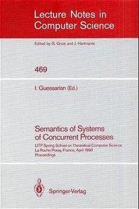 Semantics of Systems of Concurrent Processes