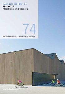 Baukulturführer 74 Festhalle Kressbronn am Bodensee