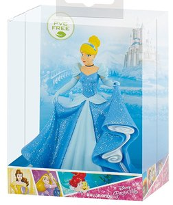 Bullyland 13406 - Disney Princess, Cinderella, Single Pack, 10 c