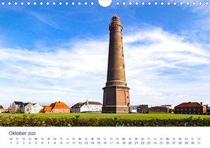 Leuchttürme an der See (Wandkalender 2020 DIN A4 quer)