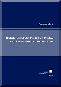 Distributed Model Predictive Control with Event-Based Communicat