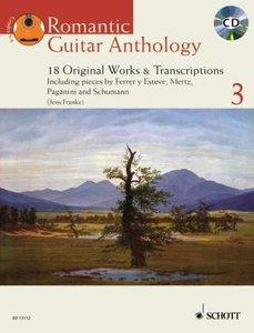 Romantic Guitar Anthology 3