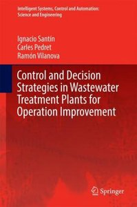 Control and Decision Strategies in Wastewater Treatment Plants f