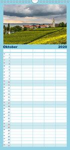 Ansichten vom Bodensee - Familienplaner hoch
